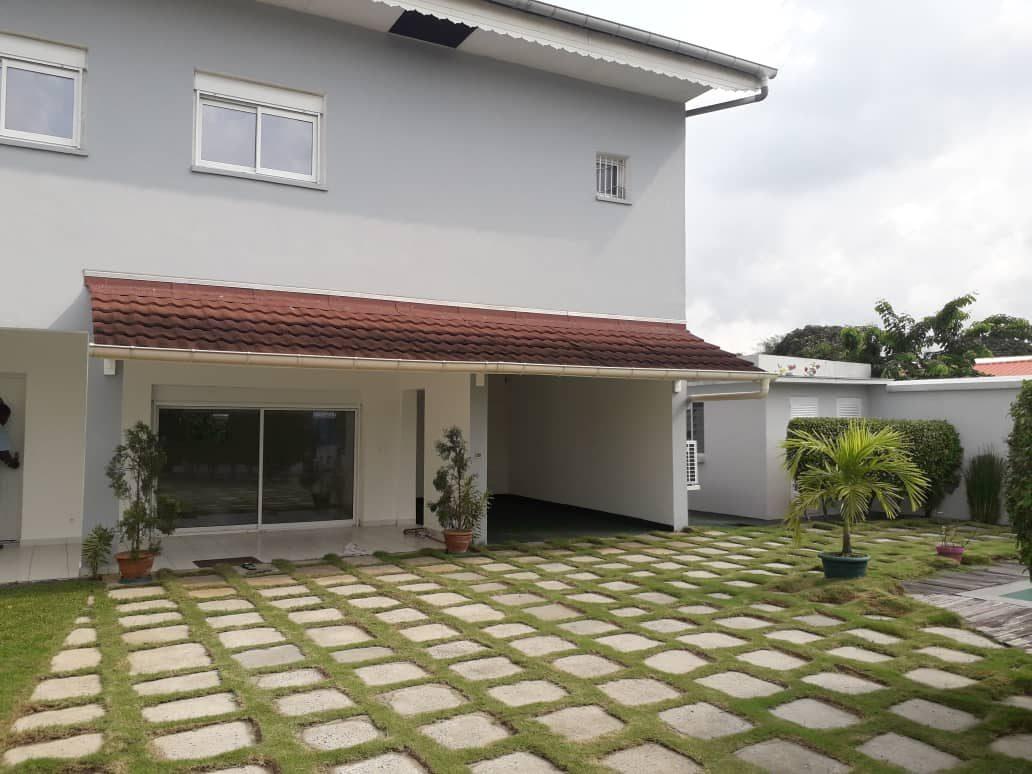 Villa Libreville 150 m²